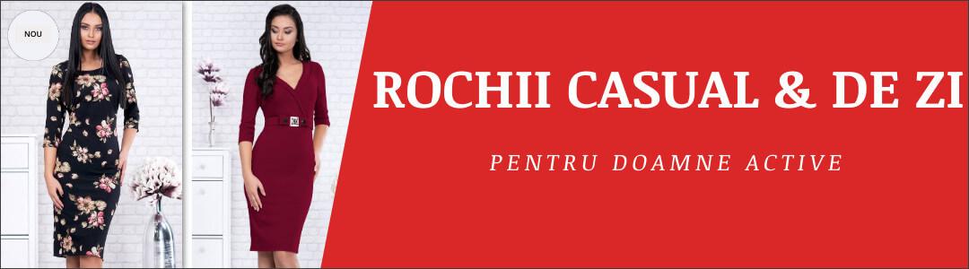 Rochii casual- Rochii de ziieftine