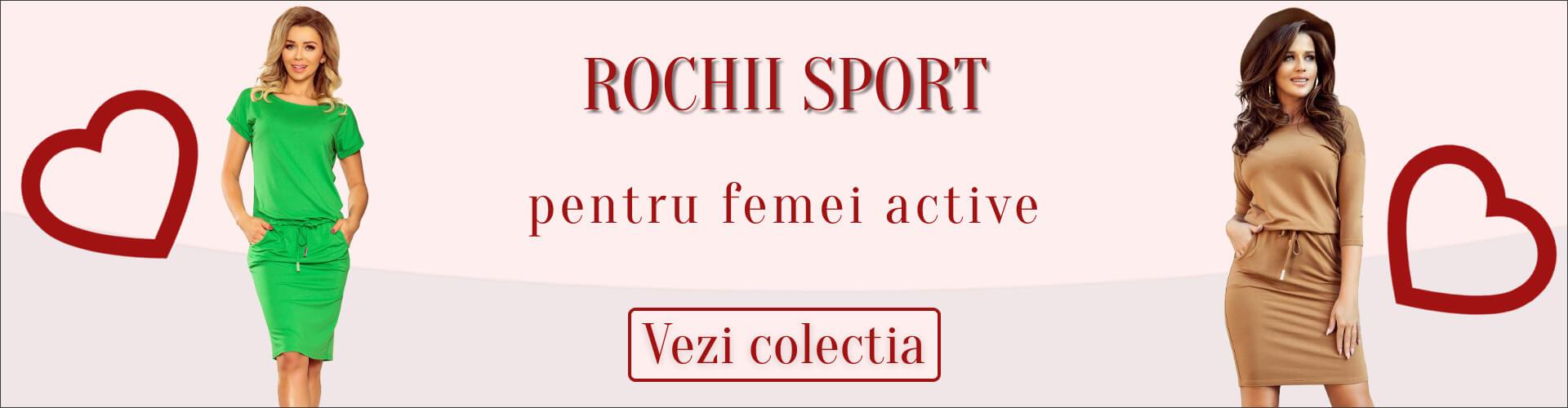 Rochii sport