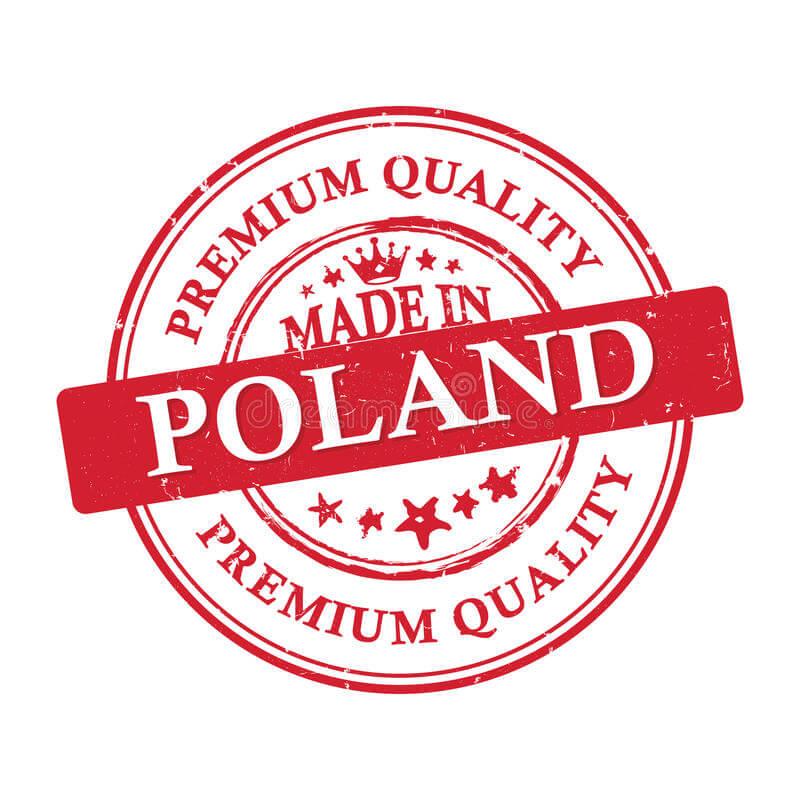 Fabricat in Polonia
