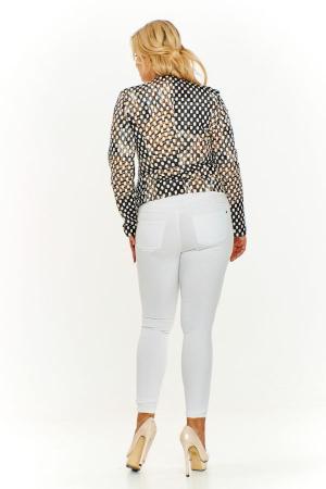 Jacheta de toamna marimi mari multicolor1