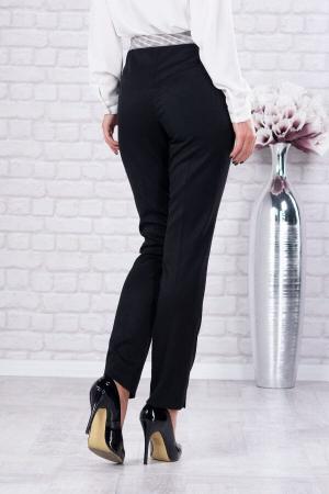 Pantaloni dama marimi mari Constanta negru2