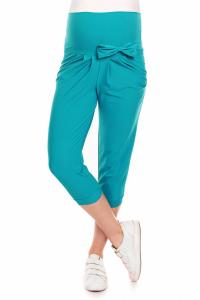 Pantaloni trei sferturi gravide - Pantaloni de vara pentru gravide [2]