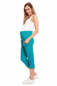 Pantaloni trei sferturi gravide - Pantaloni de vara pentru gravide [1]