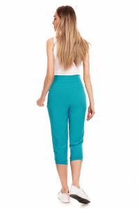 Pantaloni trei sferturi gravide - Pantaloni de vara pentru gravide [3]