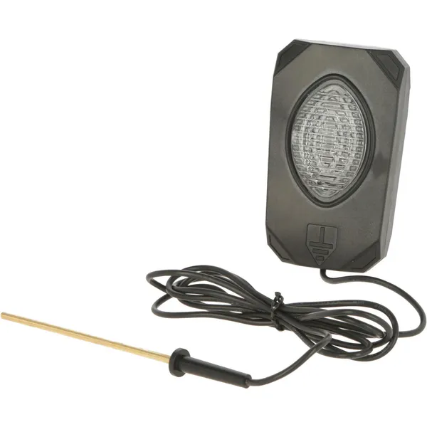 Avertizor LED, tensiune gard electric 0