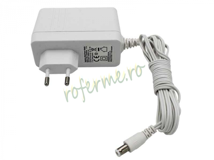 Adaptor pentru aparat gard electric, 12 V, 2500mA [0]
