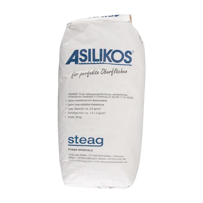 Agent sablare, sac 25 kg / 0,2 - 0,5 mm [0]