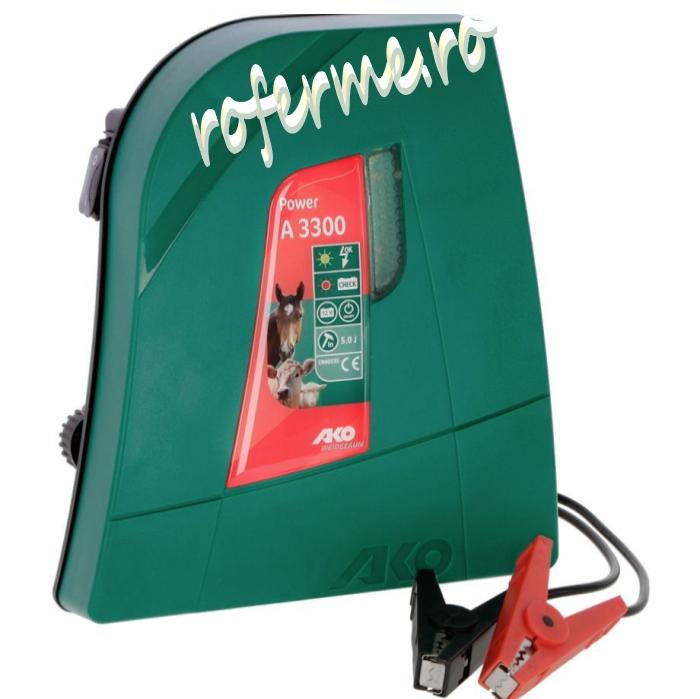 Aparat gard electric AKO MOBIL A 3300 - 3,3 J, 12 V 0
