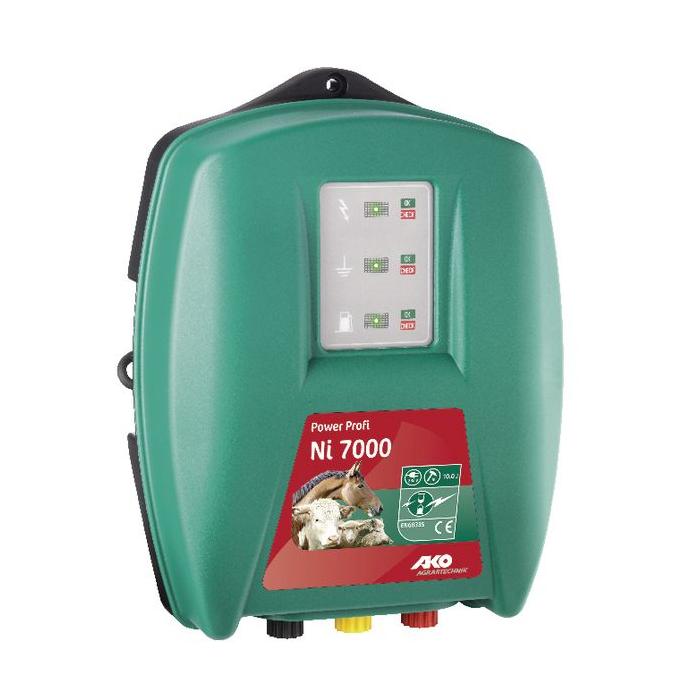 Aparat gard electric AKO PROFI NI 7000 - 7,5 J, 230 V 0