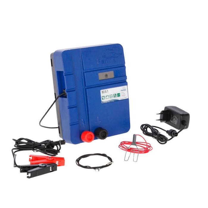 Aparat gard electric Farma MA1 - 1 J, 230 V / 12 V [0]