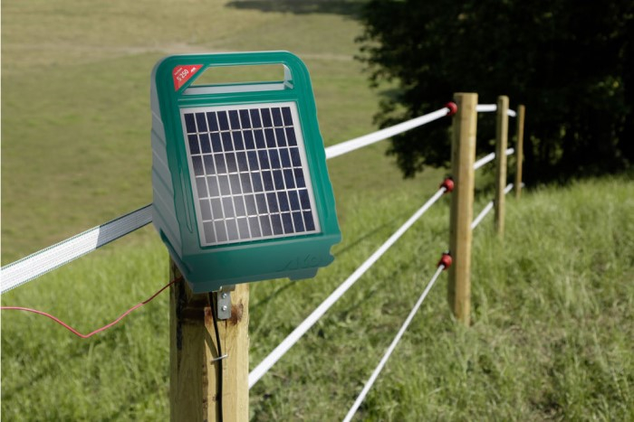 Aparat gard electric solar – Sunpower S250 (AKO) [1]