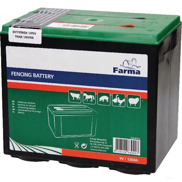 Baterie 9 V pentru aparate gard electric 0