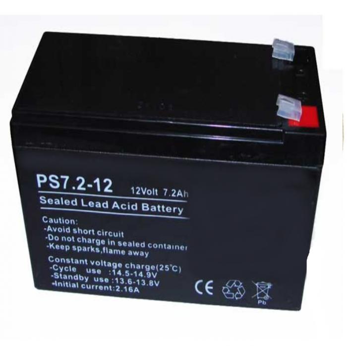 Baterie / Acumulator pentru gard electric, 12 V [0]