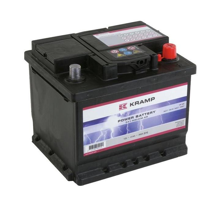 Baterie / Acumulator premium 12 V,  41 Ah [0]
