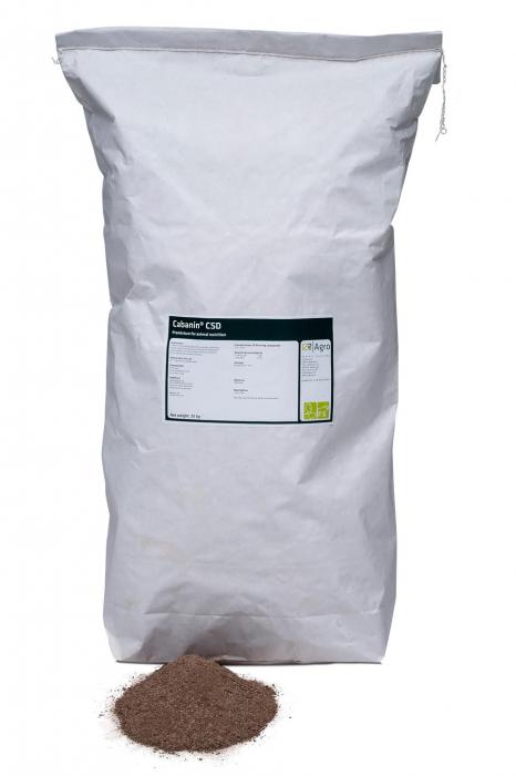 Cabanin - Vitamina E naturala pentru porci [0]