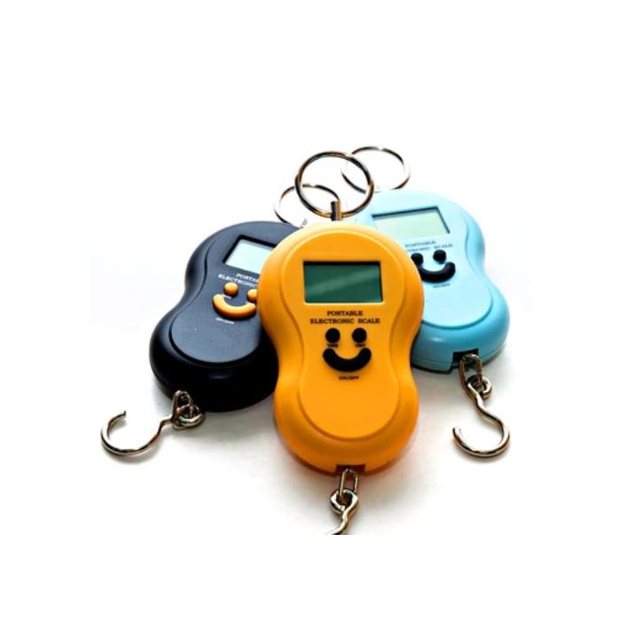 Cantar electronic portabil 0-45 kg, ecran LCD 1