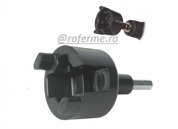 Dispozitiv infiletare izolatori inelari gard electric 0