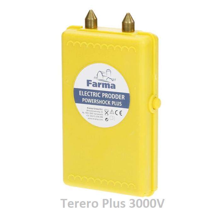 Electrosoc de mana, Terero, animale, 2000 V [0]