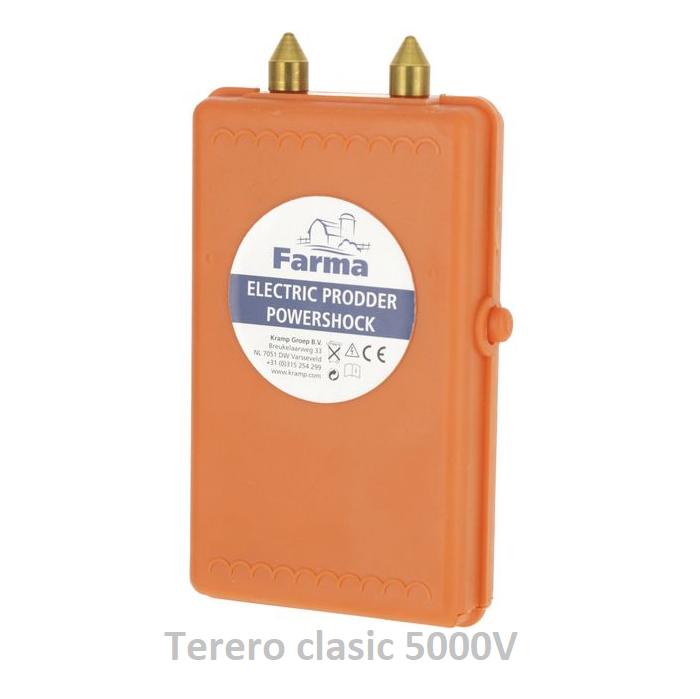 Electrosoc de mana, Terero, animale, 5000 V 0