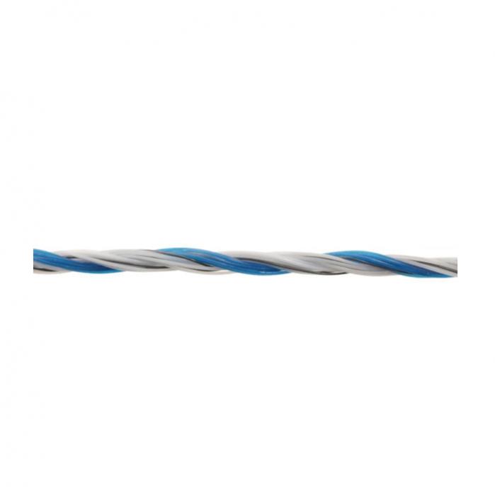 Fir pentru gard electric, super - 3,3 mm, 100 kg, 400 m 2