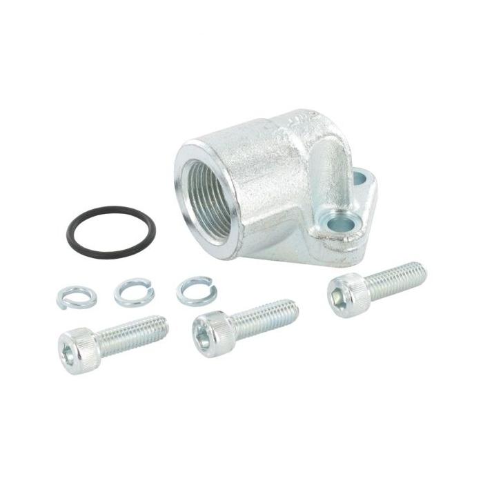 Flansa pompa hidraulica 1/2, conectare SAE 1