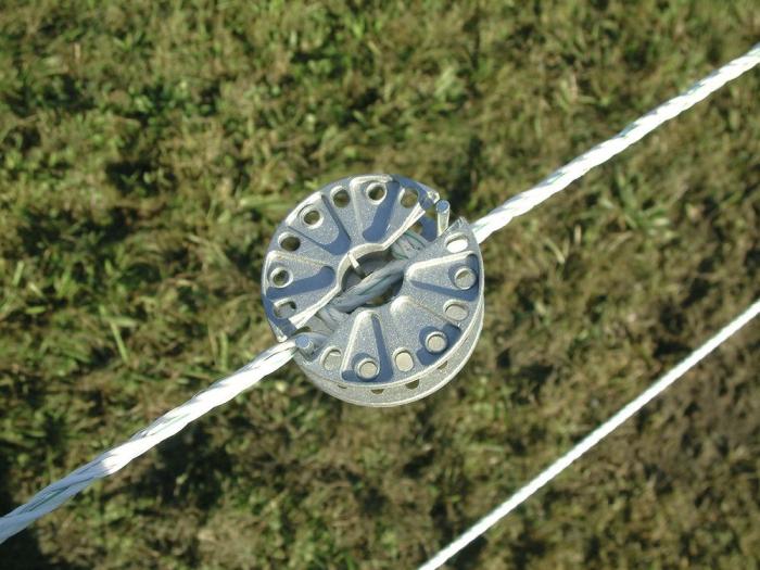 Intinzator fir gard electric, tip rola 1