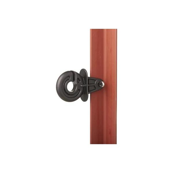 Izolator inelar pentru stalp cornier, gard electric 1