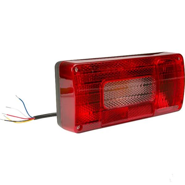 Lampa spate 12 V, 6 functii, set  X 2 buc. [0]