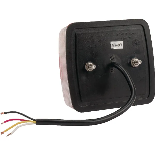 Lampa spate cu LED, 10-30 V, 5 functii, montabila [1]