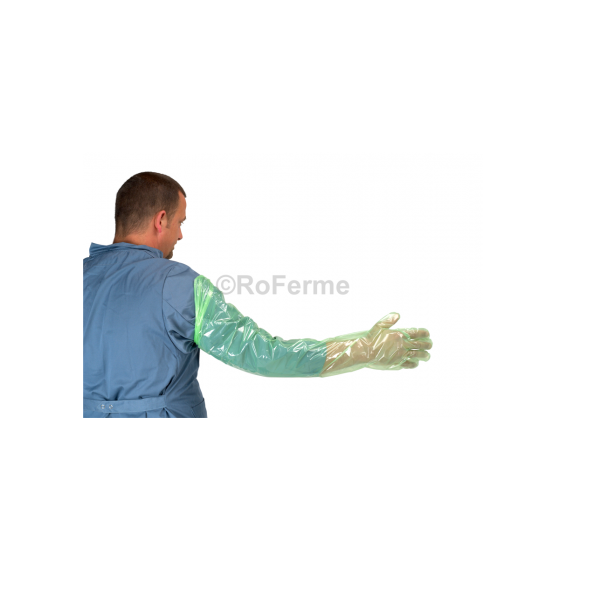 Manusi examinare, uz veterinar, 90 cm 1