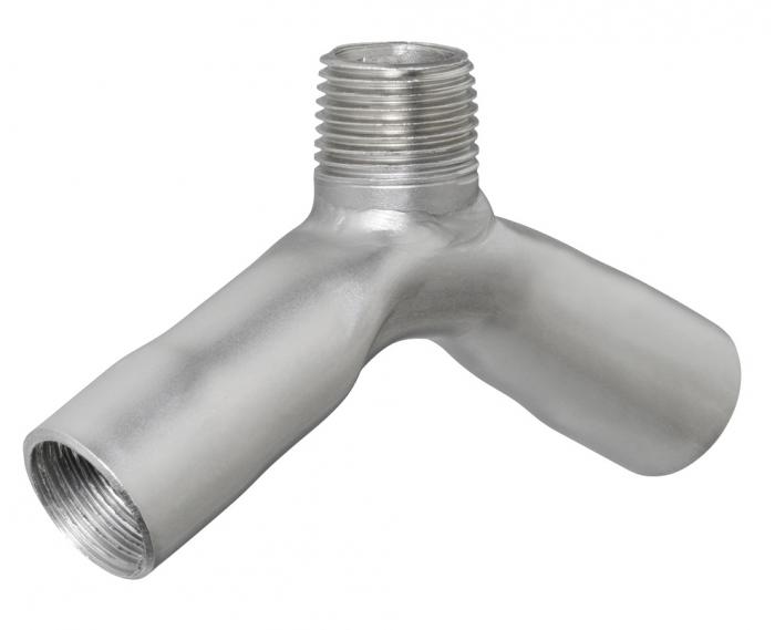 Racord tip Y pentru suzete - 1/2, 30 grade [0]