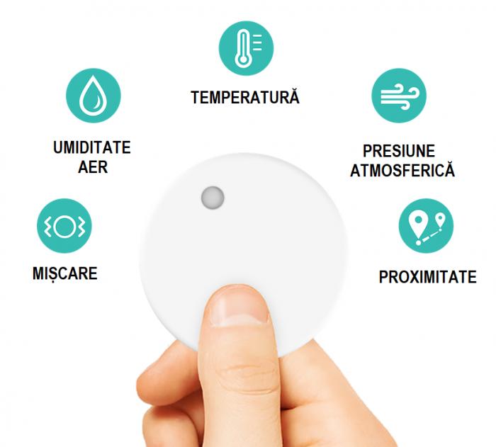 Senzor temperatura, umiditate, presiune, miscare 0