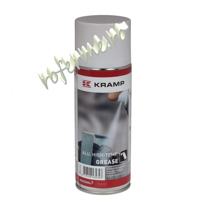 Spray vaselina cu aluminiu, temperaturi inalte 0