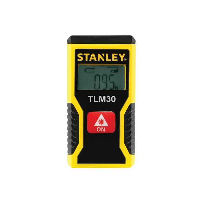 Telemetru laser Stanley, Li-ion, LCD, 9m 0