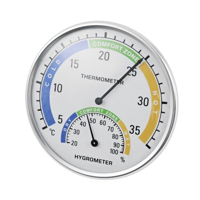 Termometru si umidometru, uz general [0]