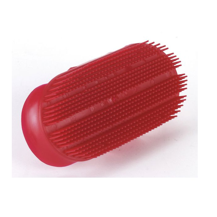Tesala / Perie animale, plastic 0