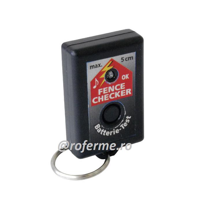 Tester tip breloc pentru gard electric, 100 - 15000 V [0]
