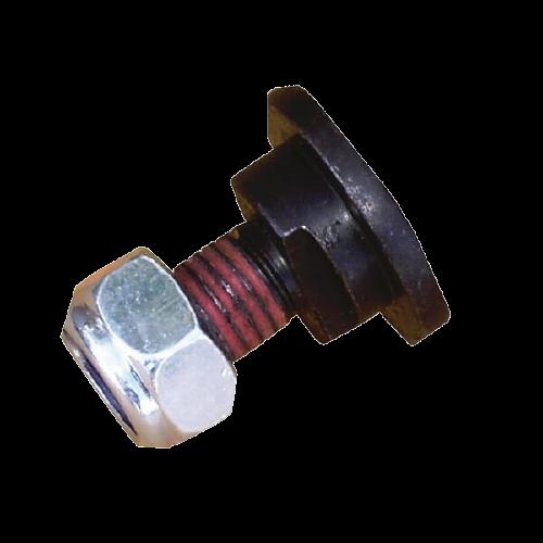 Surub si piulita suport pentru lame, cositoare rotativa [0]