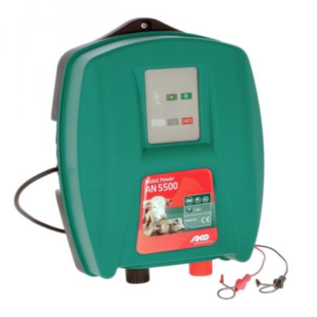 Aparat gard electric AKO AN 5500 - 4,8 J, 230 V / 12 V [0]