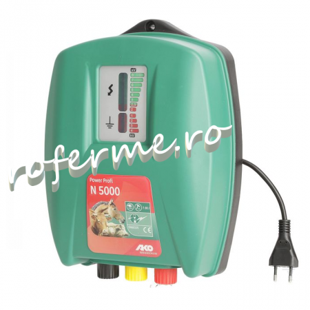 Aparat gard electric AKO PROFI N 5000 - 5 J, 230 V [0]