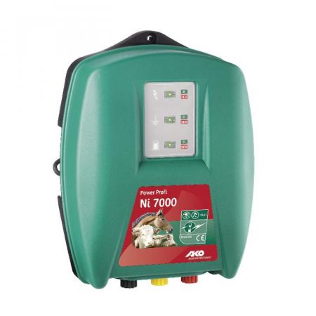 Aparat gard electric AKO PROFI NI 7000 - 7,5 J, 230 V0