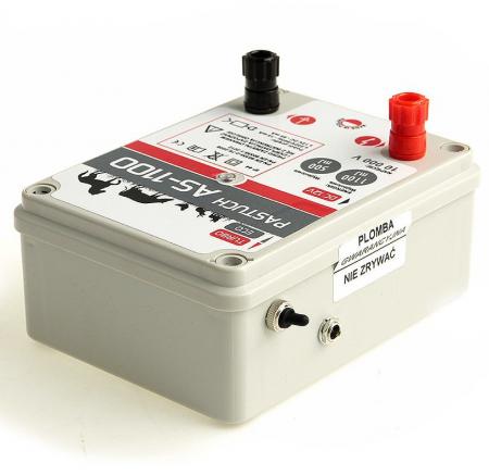 Aparat gard electric AS 1100 - 1,1 JOULE, 230 V / 12 V [2]