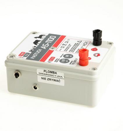 Aparat gard electric AS 1100 - 1,1 JOULE, 230 V / 12 V [1]