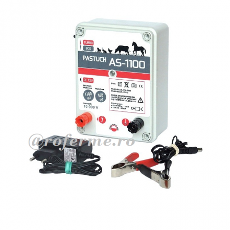 Aparat gard electric AS 1100 - 1,1 JOULE, 230 V / 12 V [0]