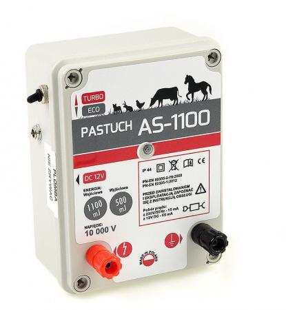 Aparat gard electric AS 1100 - 1,1 JOULE, 230 V / 12 V [5]