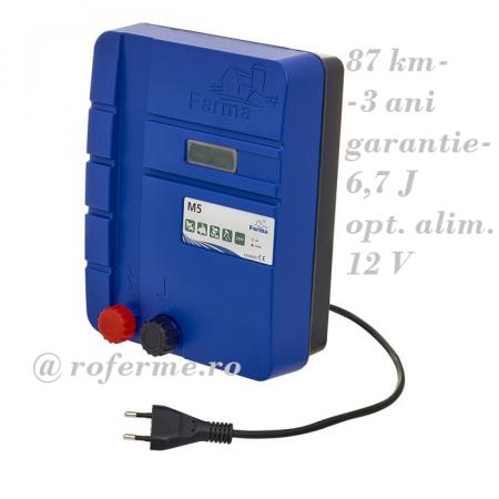 Aparat gard electric Farma M5 - 5 J, 230 V [0]
