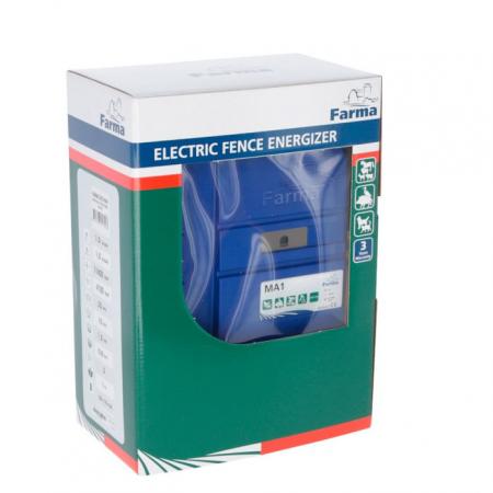 Aparat gard electric Farma MA1 - 1 J, 230 V / 12 V [1]