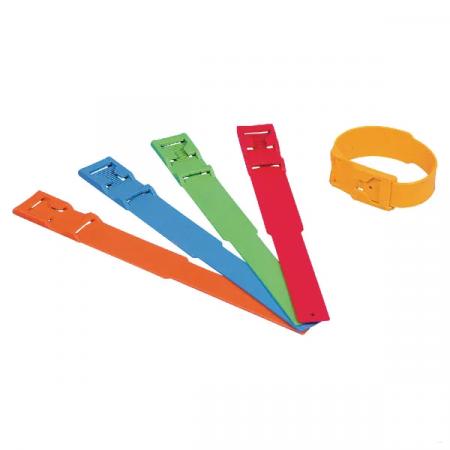 Bratara marcare animale, plastic, 37 cm3