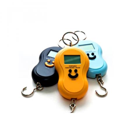 Cantar electronic portabil 0-45 kg, ecran LCD1