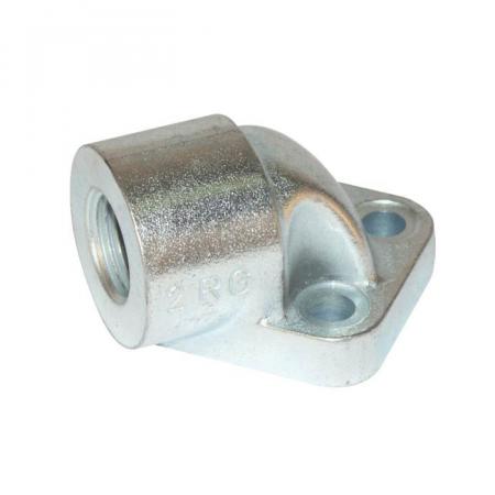 Flansa pompa hidraulica 3/8, conectare SAE [0]